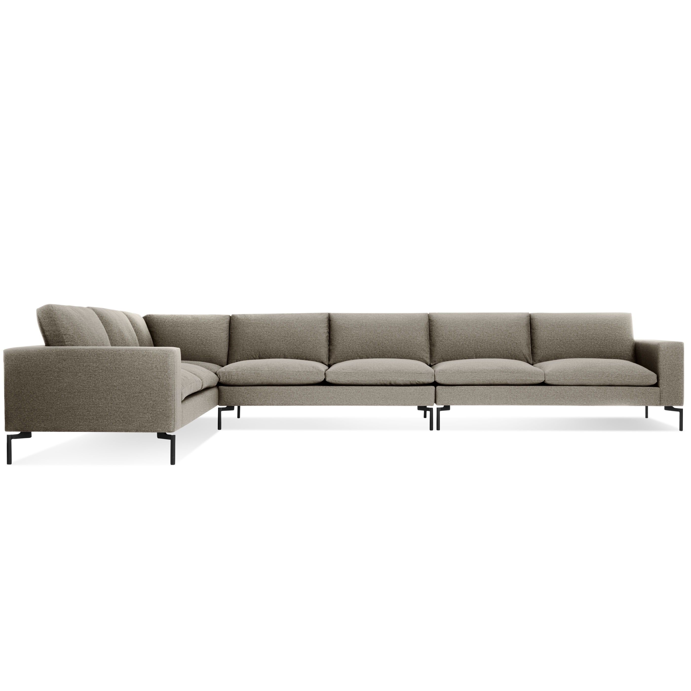 New Standard Large Sectional Sofa – Large Sofas | Blu Dot With Newfoundland Sectional Sofas (View 10 of 10)