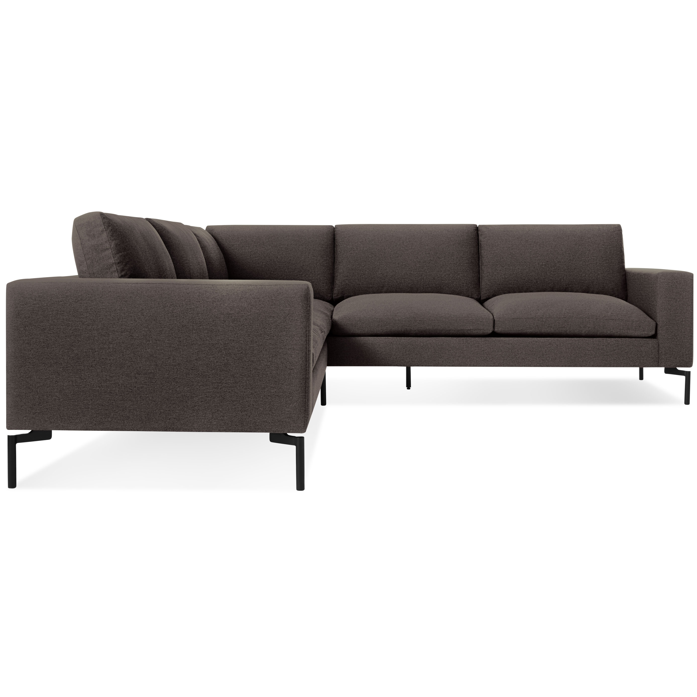 New Standard Small Sectional Sofa – Modern Sofas | Blu Dot Throughout Newfoundland Sectional Sofas (View 8 of 10)