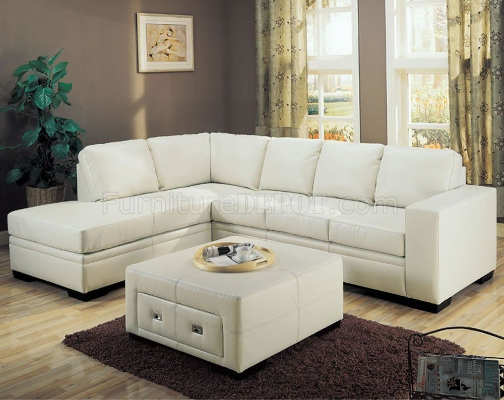 Nice Cream Colored Sectional Sofa , Perfect Cream Colored Sectional Throughout Macon Ga Sectional Sofas (Image 9 of 10)