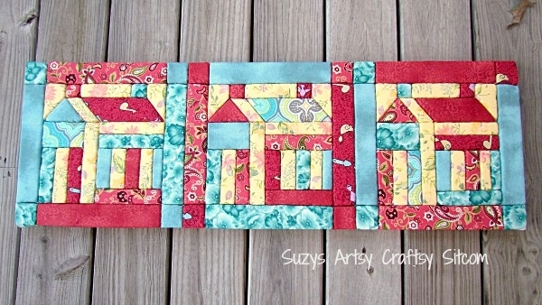 No Sew Quilting With Fabric And Foam! With No Sew Fabric Wall Art (Image 9 of 15)