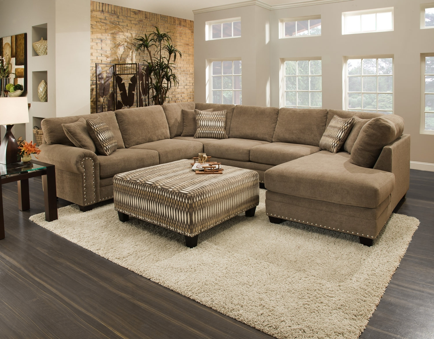 Oates 3 Piece Sectional | Home Sweet Home | Pinterest | Cocktail With Minneapolis Sectional Sofas (View 10 of 10)