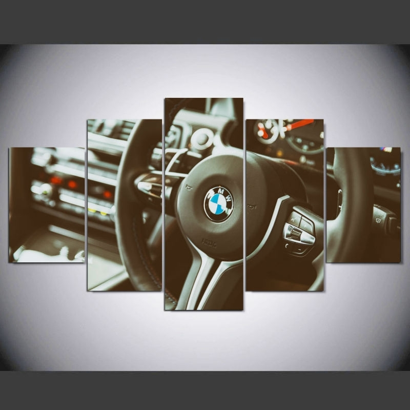 Online Get Cheap Bmw Printing  Aliexpress | Alibaba Group With Regard To Bmw Canvas Wall Art (Image 15 of 15)