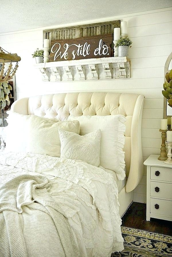 Over Headboard Decor Bedroom Art Above Master Wall Decals Painting Regarding Fabric Wall Art Above Bed (View 7 of 15)