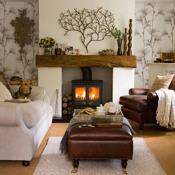 Over The Fireplace Decor – Visionexchange (Image 13 of 15)