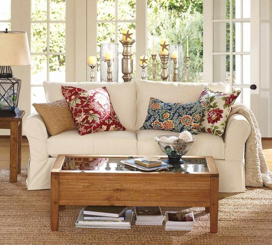 Oversized Decorative Pillows For Couch Brown And Tan Throw Pillow With Regard To Sofas With Oversized Pillows (Image 6 of 10)