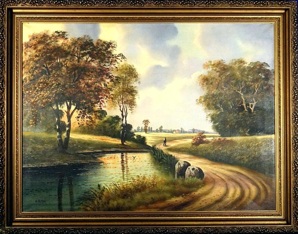 Oversized Landscape Art Vertical Abstract Landscape Art Oversized For Abstract Landscape Wall Art (View 14 of 15)