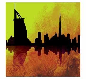 Paciano Art Gallery Dubai, Canvas Print, Fine Art, Frame Art With Regard To Dubai Canvas Wall Art (Image 14 of 15)