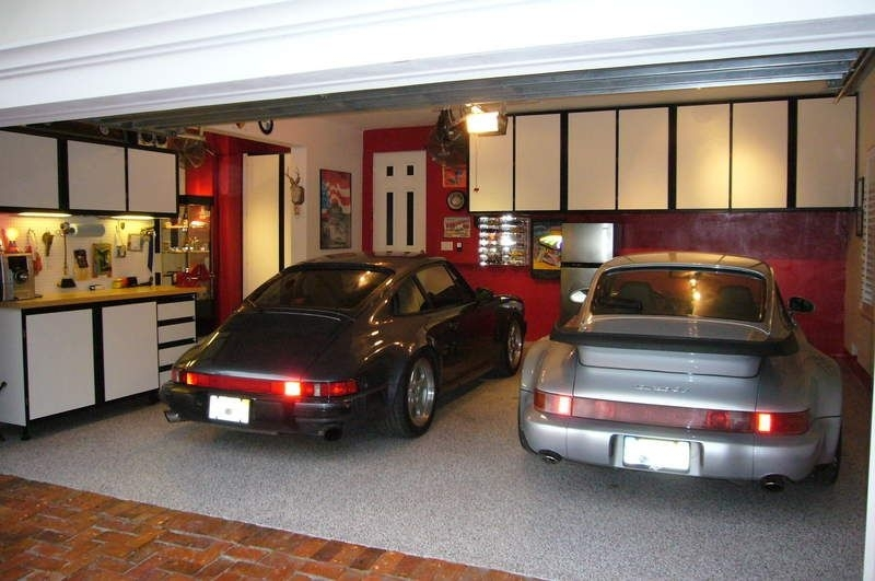 Painted Garage Walls – Google Search | For The Home | Pinterest Inside Garage Wall Accents (View 2 of 15)