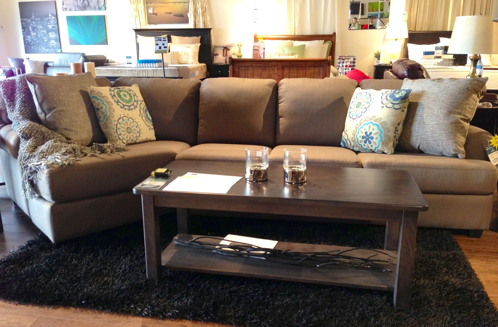 Palliser's Bakersfield Sofa Sectional (View 5 of 10)