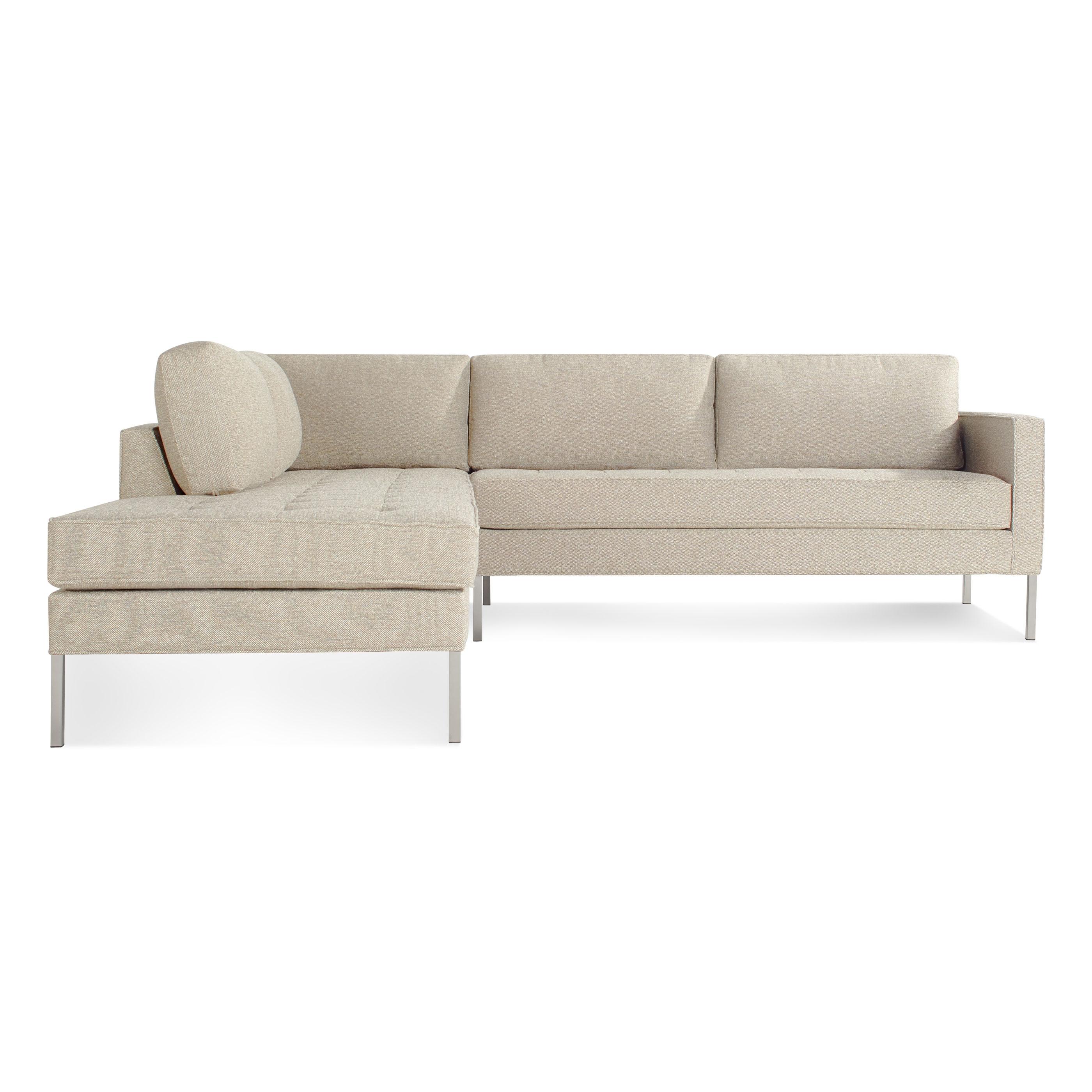 Paramount Left Sectional Sofa – Modern Designer Sofas | Blu Dot For Nova Scotia Sectional Sofas (View 8 of 10)