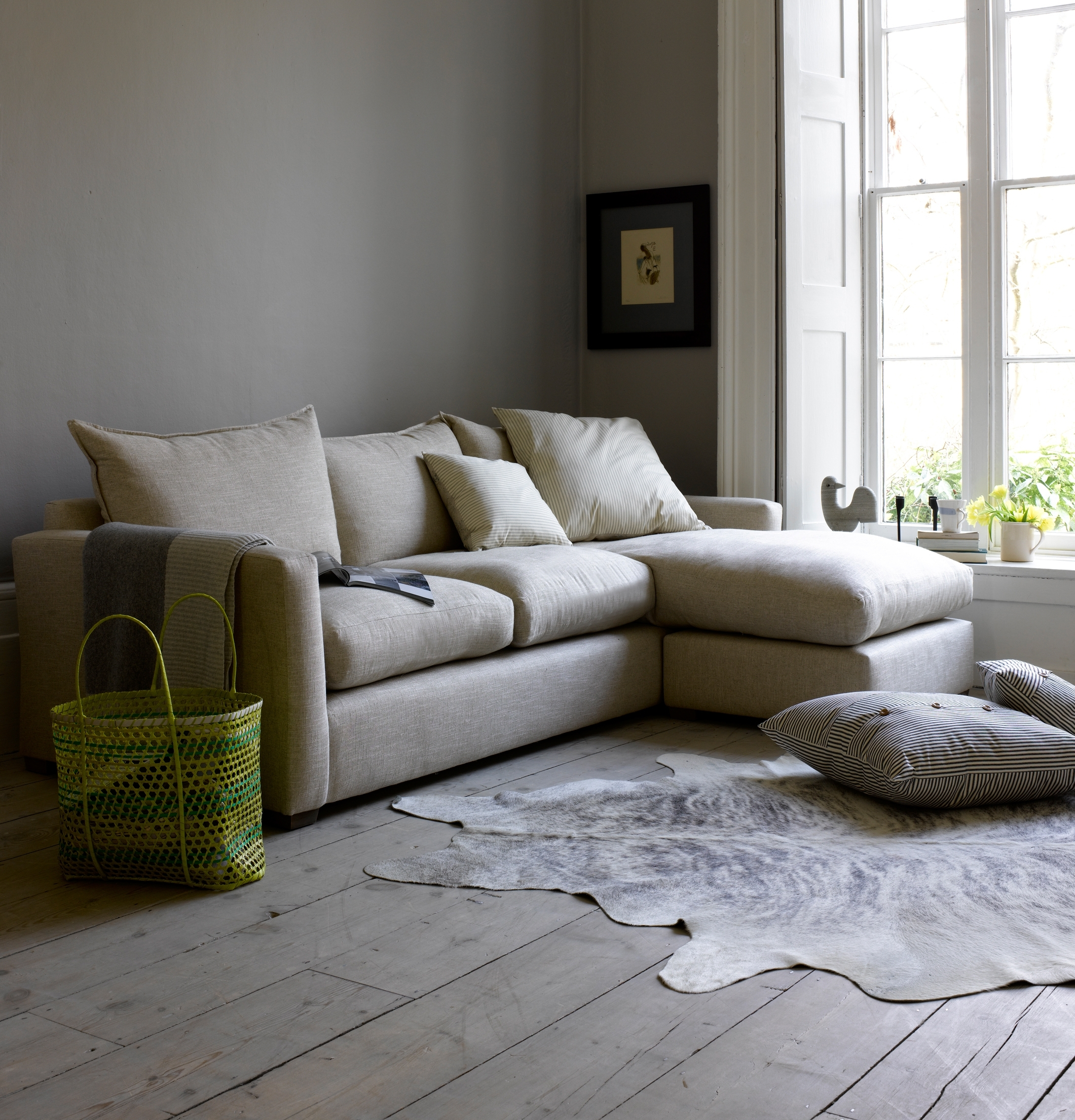 Pavilion Chaise Sofa | Contemporary Sofa | Loaf Within Long Chaise Sofas (View 2 of 10)
