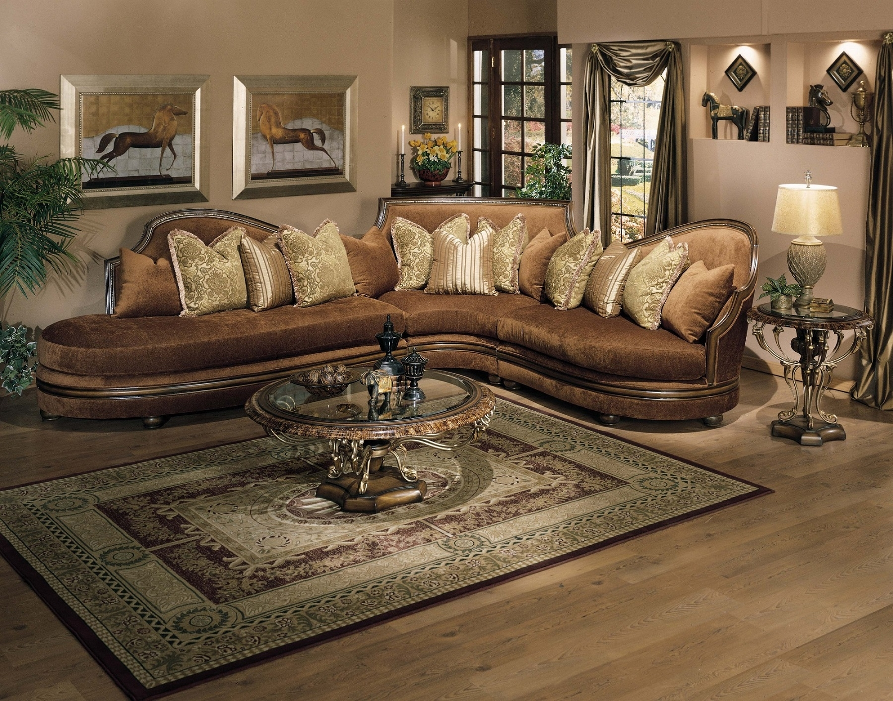 Perfect High End Sectional Sofa 49 For Your Wide Sectional Sofas With Regard To High End Sectional Sofas (Image 9 of 10)