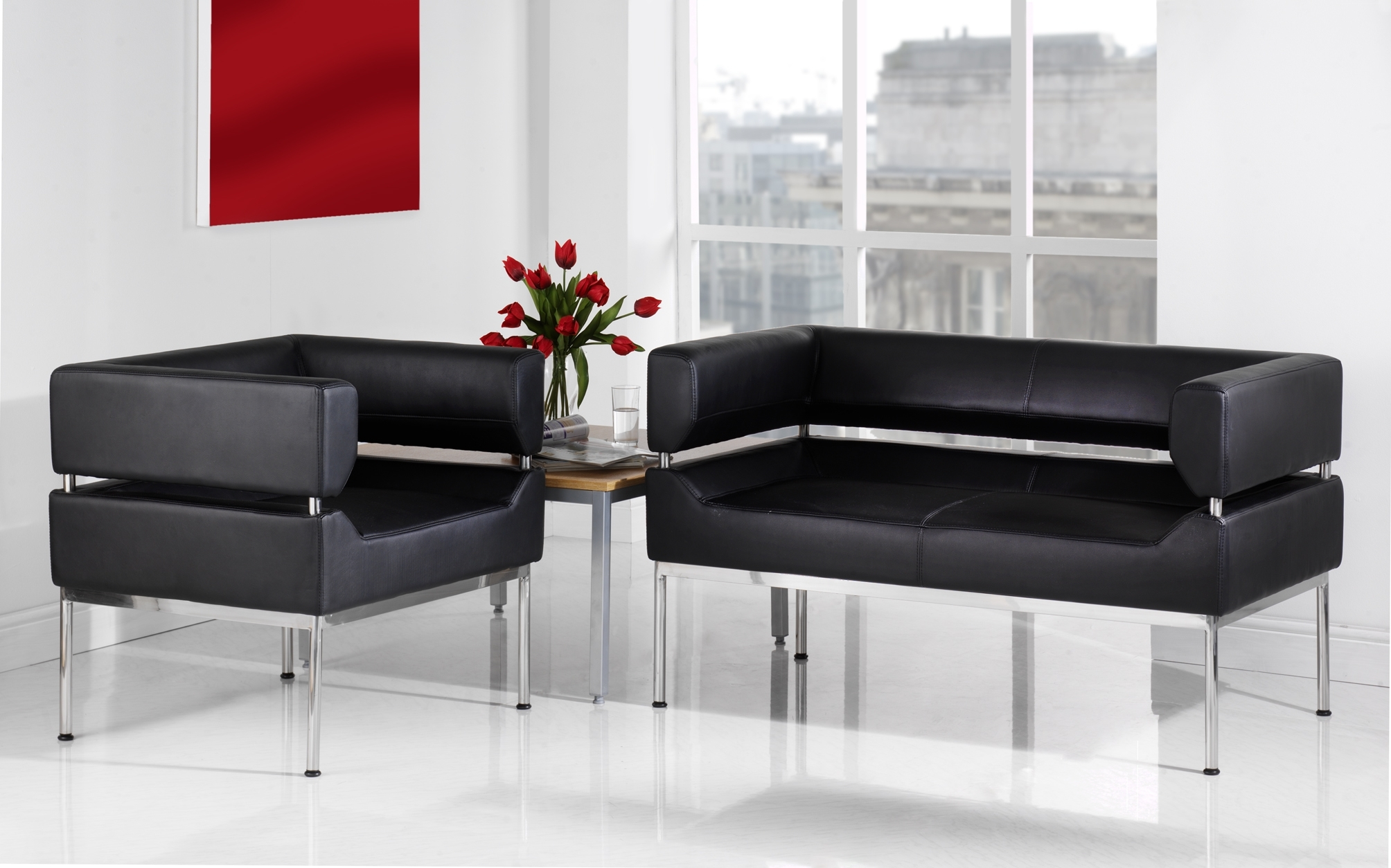 Perfect Office Sofa Also Furniture Sofas Aifaresidency With Image 9