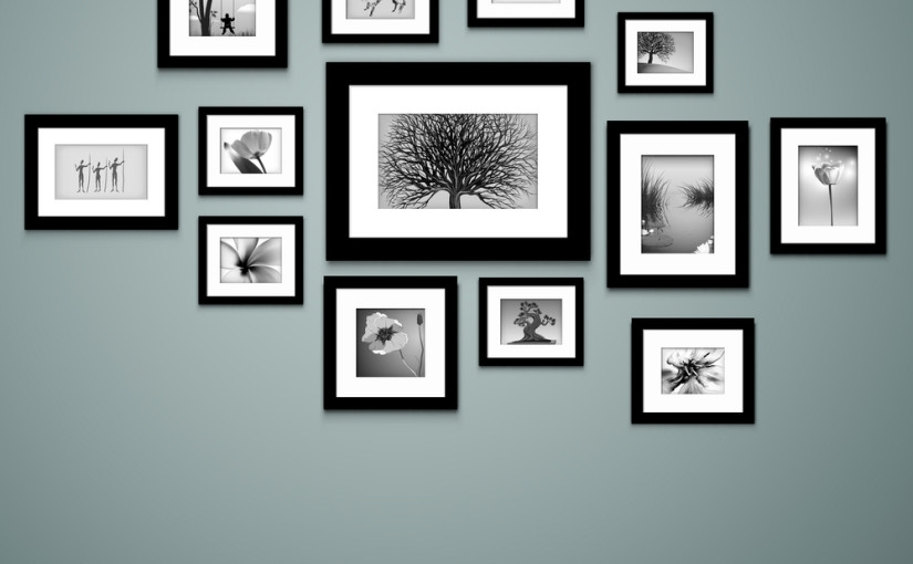 Photo Frame Wall Art Ideas Katecaudillo Intended For Wall Art With Pertaining To Frames Wall Accents (View 7 of 15)