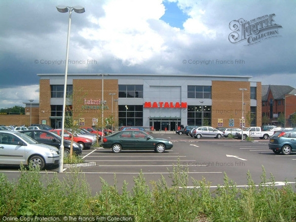 Photo Of Banbury, Matalan And Bowling Alley 2004 Regarding Matalan Canvas Wall Art (View 11 of 15)