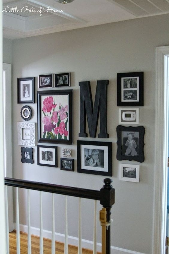 Picture Frame Wall Decor Ideas With Exemplary Best Wall Throughout Frames Wall Accents (View 11 of 15)