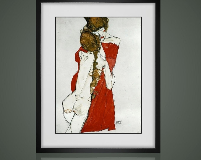 Pinups & Risque – Picturebypicturedesigns With Regard To Famous Art Framed Prints (Image 11 of 15)