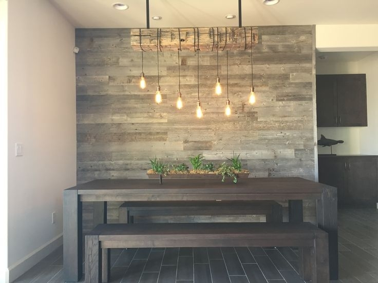 Planks Wood Panel Accent Wall : Wood Panel Accent Wall Living Room With Wood Paneling Wall Accents (View 8 of 15)