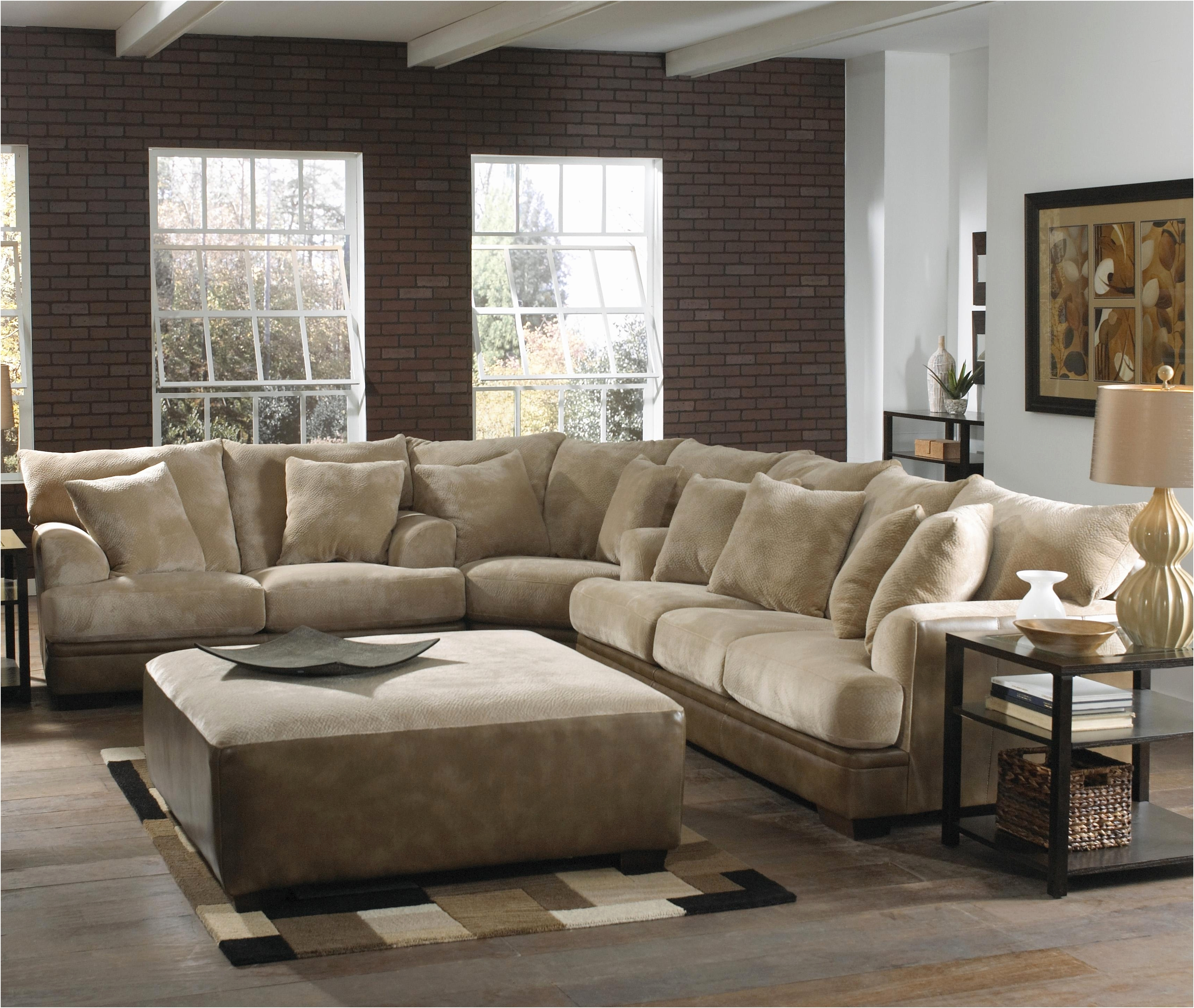 Plush Sectional Sofa Picture Of Sofas Beautiful Kane S Oversized With Plush Sectional Sofas (Image 5 of 10)