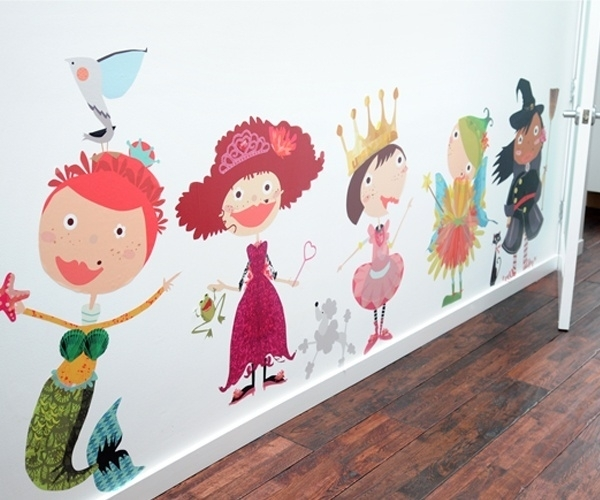 Pop And Lolli Sassy & Sweet Dress Me Up! Accessories Kids Fabric Inside Fabric Dress Wall Art (View 7 of 15)