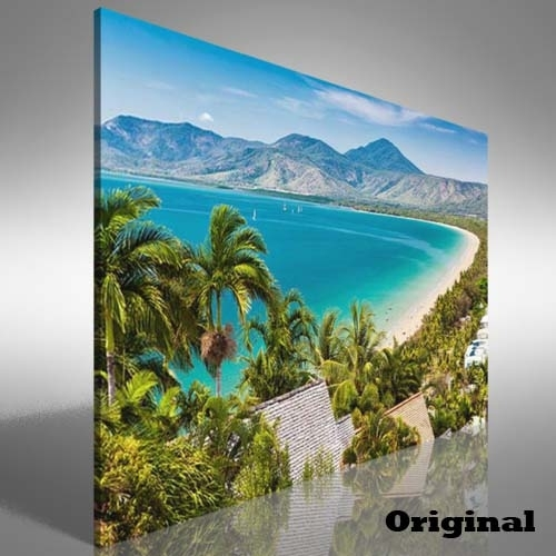 Featured Photo of Queensland Canvas Wall Art