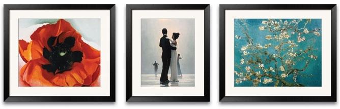 Posters, Art Prints, Canvas & Framed Wall Art At Barewalls Inside Black Framed Art Prints (View 11 of 15)
