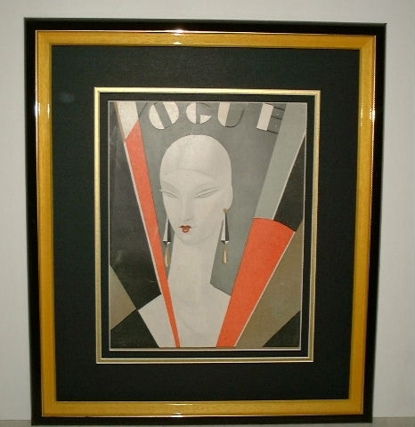 Featured Image of Framed Art Deco Prints