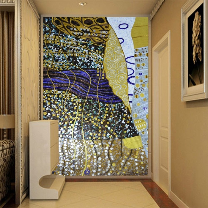 Products – Mosaic Factory,mosaic Tile,mosaic Artwork With Regard To Abstract Mosaic Art On Wall (View 8 of 15)