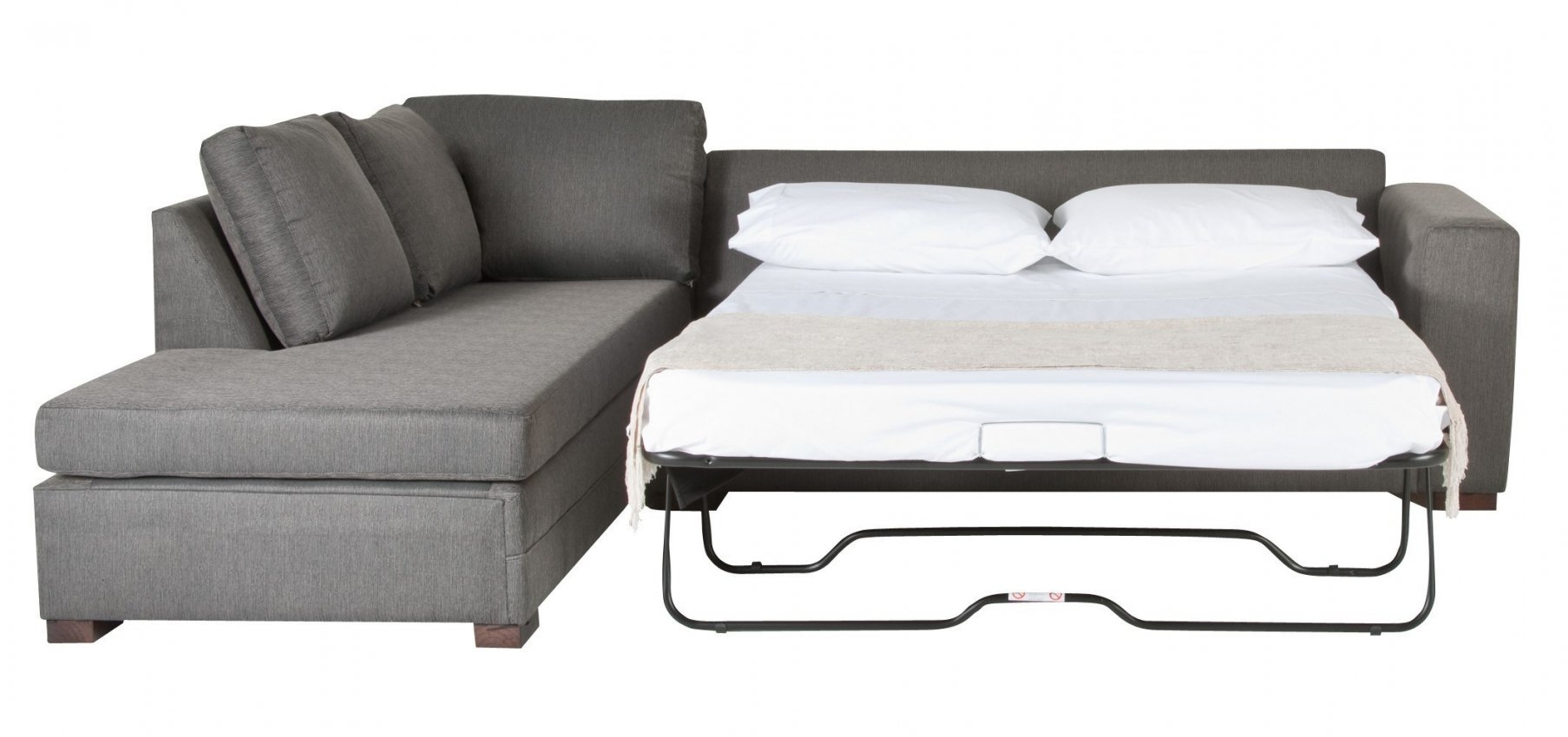 Pull Out Sofa Bed With Sleeper Sectional Sofa For Small For Queen Regarding Sectional Sofas With Queen Size Sleeper (Image 2 of 10)