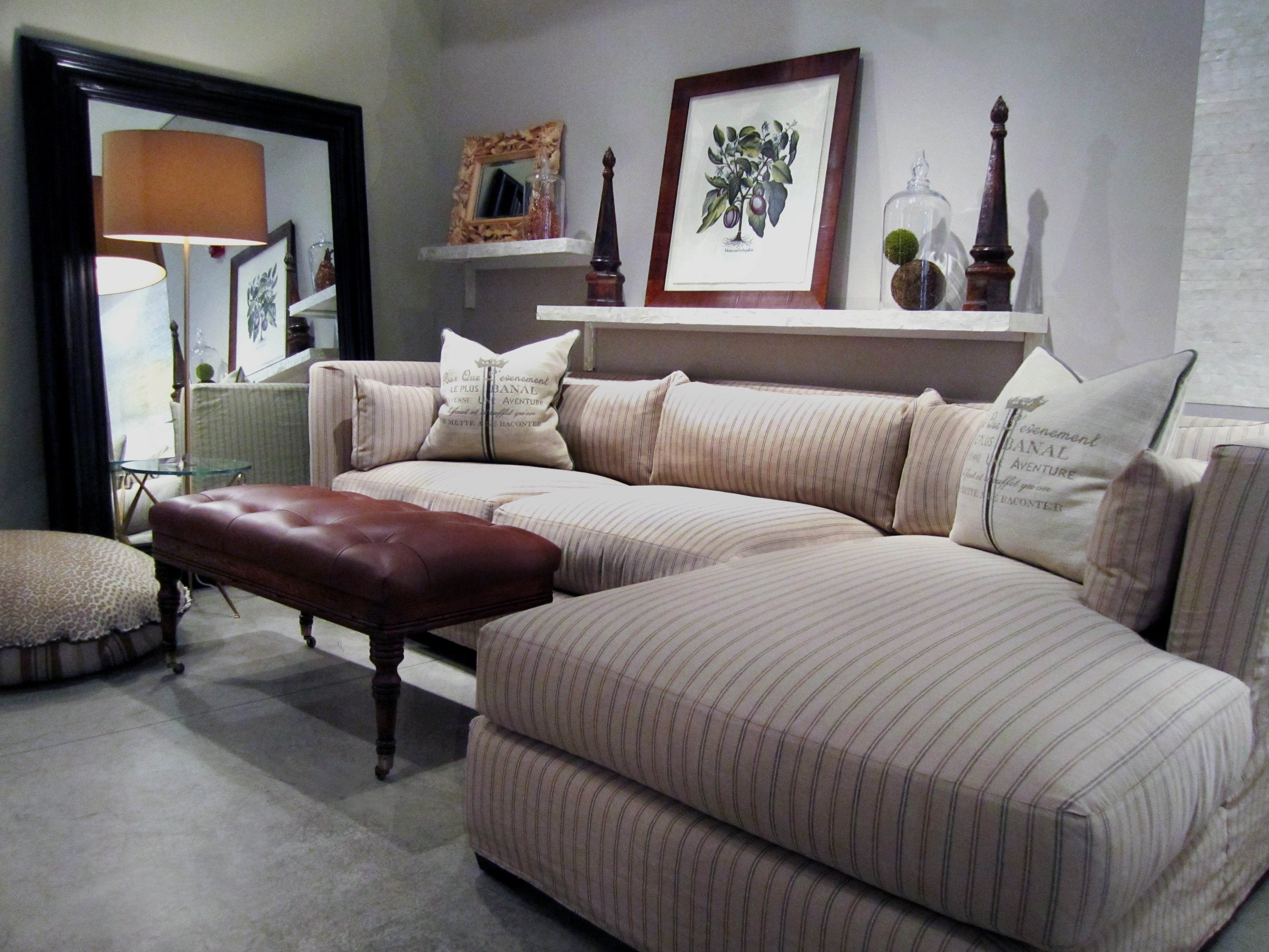 Quatrine - Houston. Veranda Chair, Contemporary Sectional, And New inside Quatrine Sectional Sofas