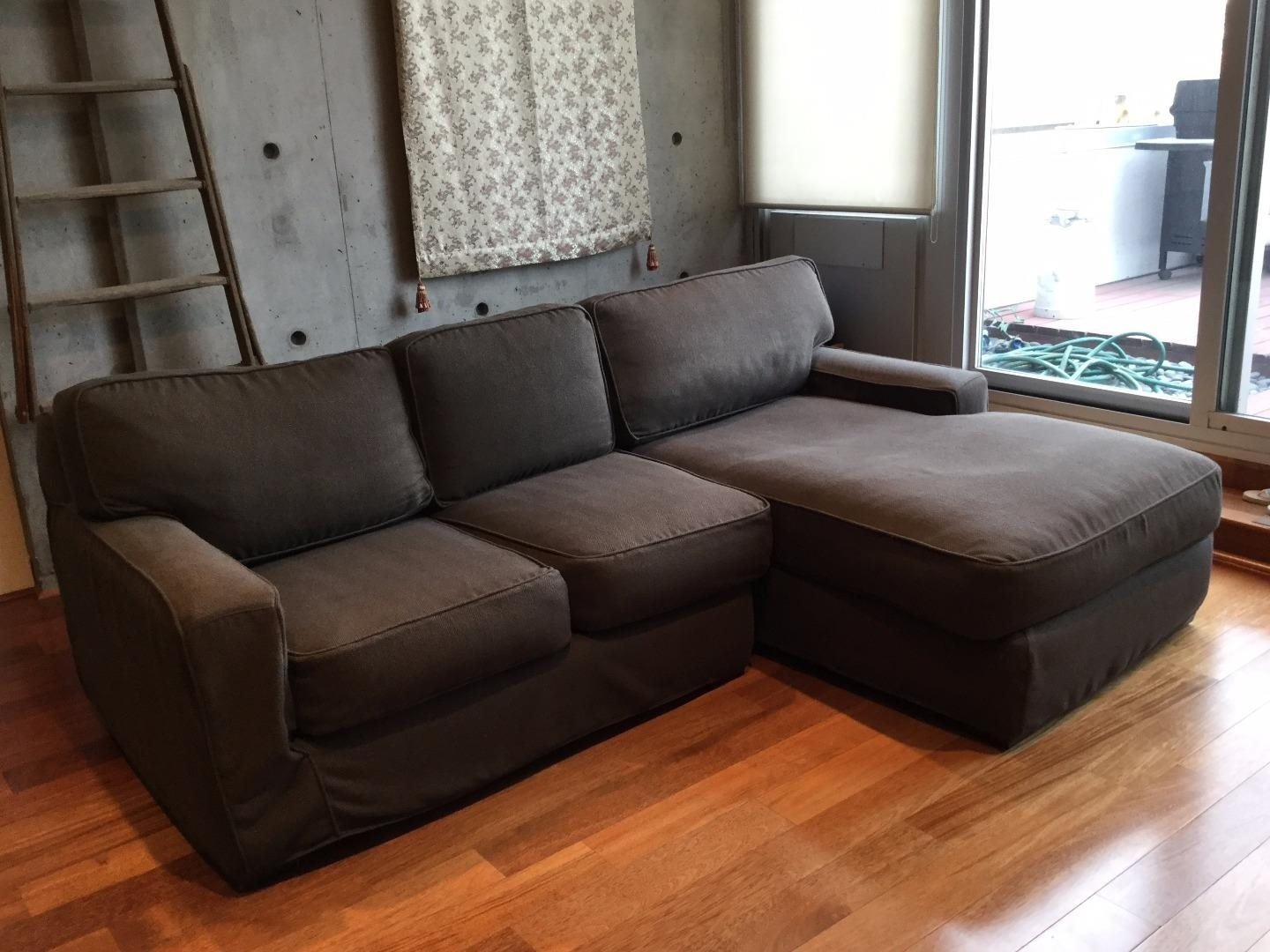 Quatrine Upholstered Sectional Sofa: For Sale In San Francisco, Ca pertaining to Quatrine Sectional Sofas