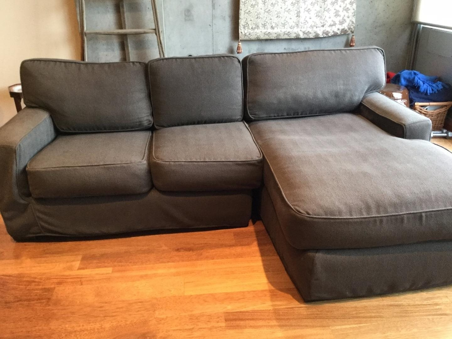 Quatrine Upholstered Sectional Sofa: For Sale In San Francisco, Ca Within Quatrine Sectional Sofas (Image 9 of 10)