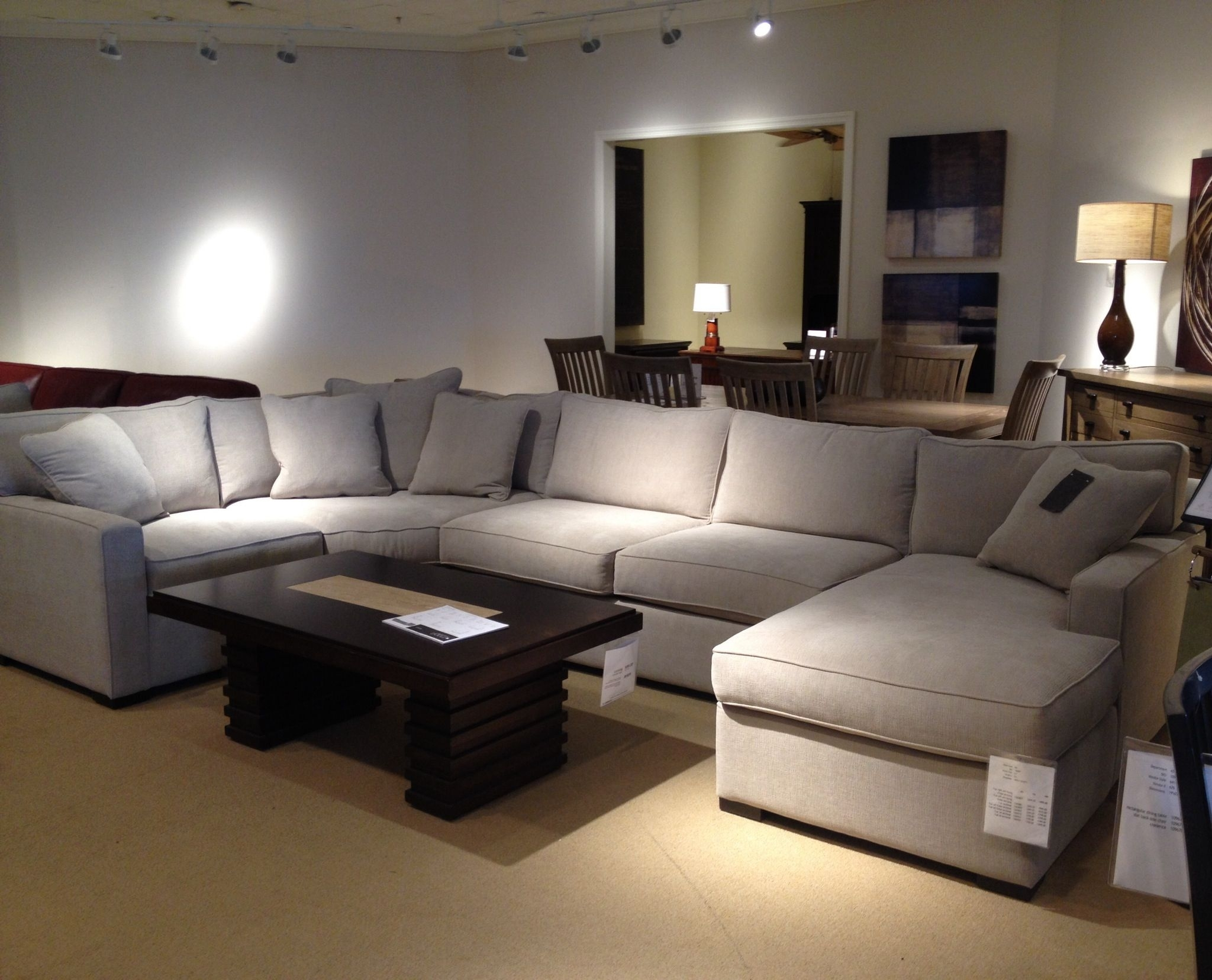 Radley 4 Piece Sectional Sofa From Macys (Image 5 of 10)