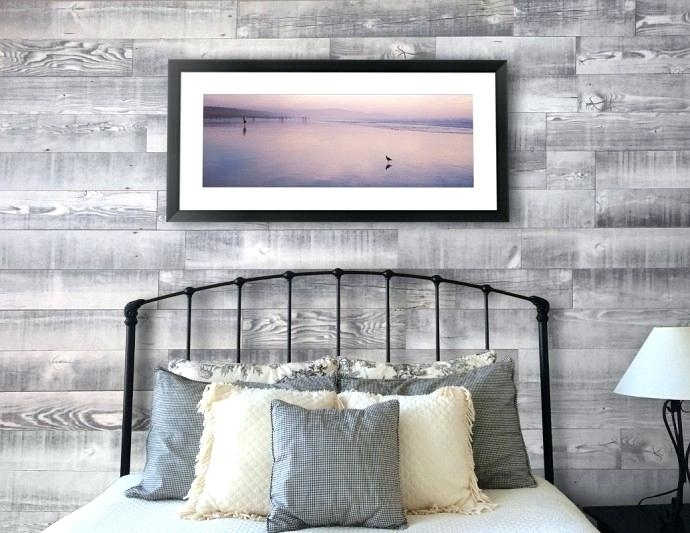 Reclaimed Wood Panels For Walls – Conceptcreative For Reclaimed Wood Wall Accents (Image 8 of 15)