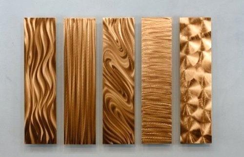 Rectangular Metal Wall Art Metal Wall Accent Multi Panel Bold Regarding Rectangular Wall Accents (View 6 of 15)