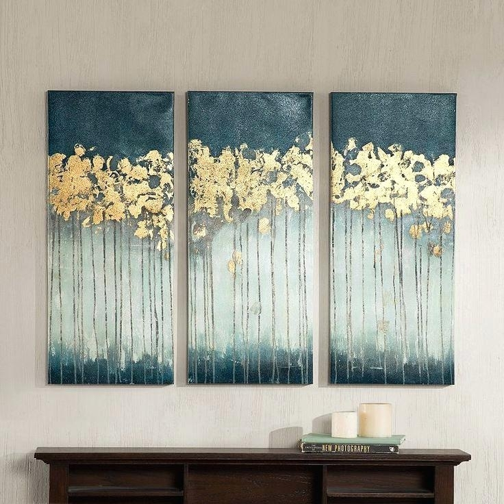 Rectangular Wall Art Collection Like This Light Wall Art Perfect With Regard To Rectangular Canvas Wall Art (Image 3 of 15)