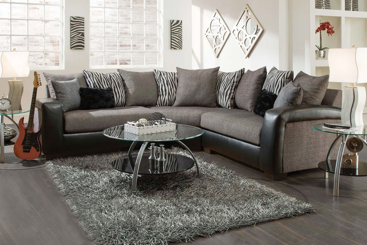 Remo 3 Piece Sectional At Gardner White With Regard To Gardner White Sectional Sofas (Image 8 of 10)