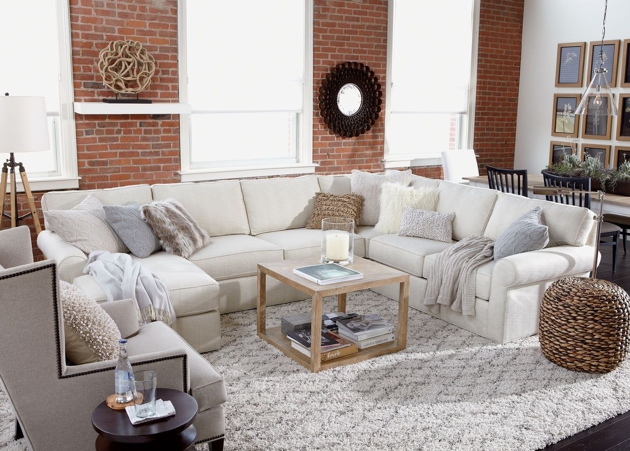 Retreat Sectional Sofa Ethan Allen • Sectional Sofa throughout Sectional Sofas at Ethan Allen