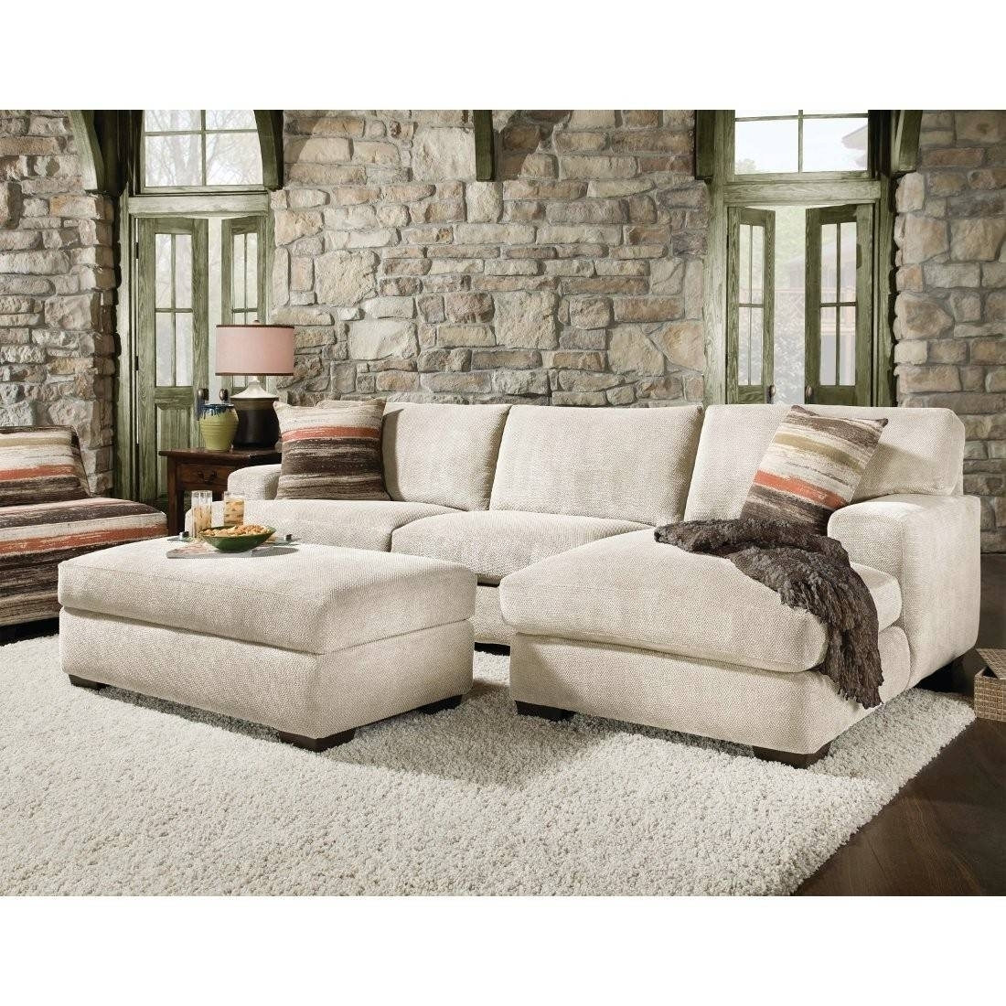 Scaled Down Sectional Sofas • Sectional Sofa With Regard To Down Sectional Sofas (View 8 of 10)