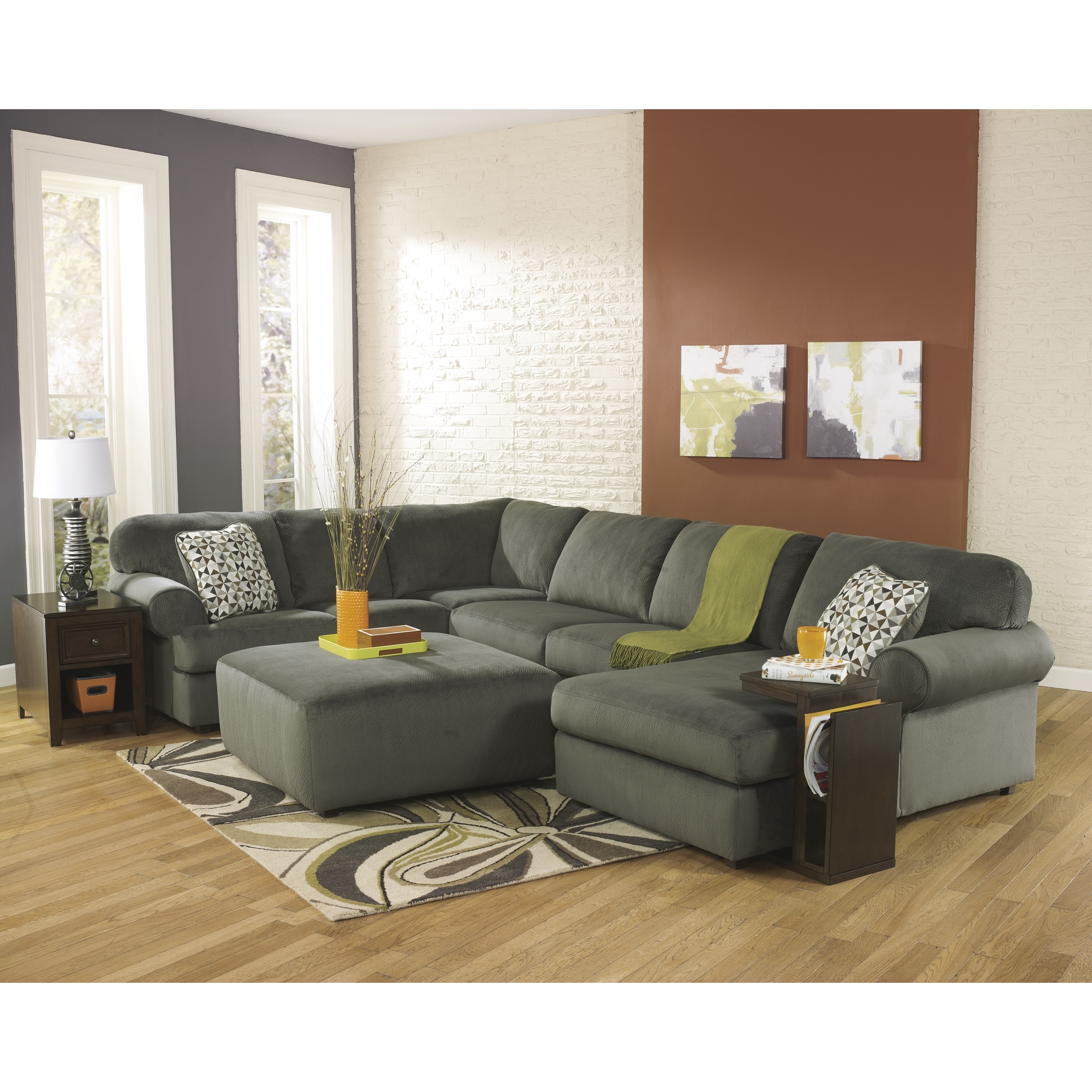 Sears Sectional Sleeper Sofa • Sectional Sofa Throughout Sears Sectional Sofas (Image 7 of 10)
