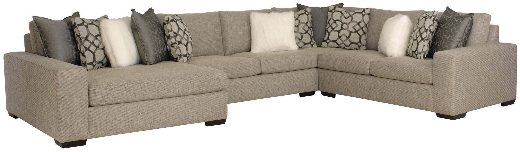 Sectional | Bernhardt Within Orlando Sectional Sofas (Image 6 of 10)