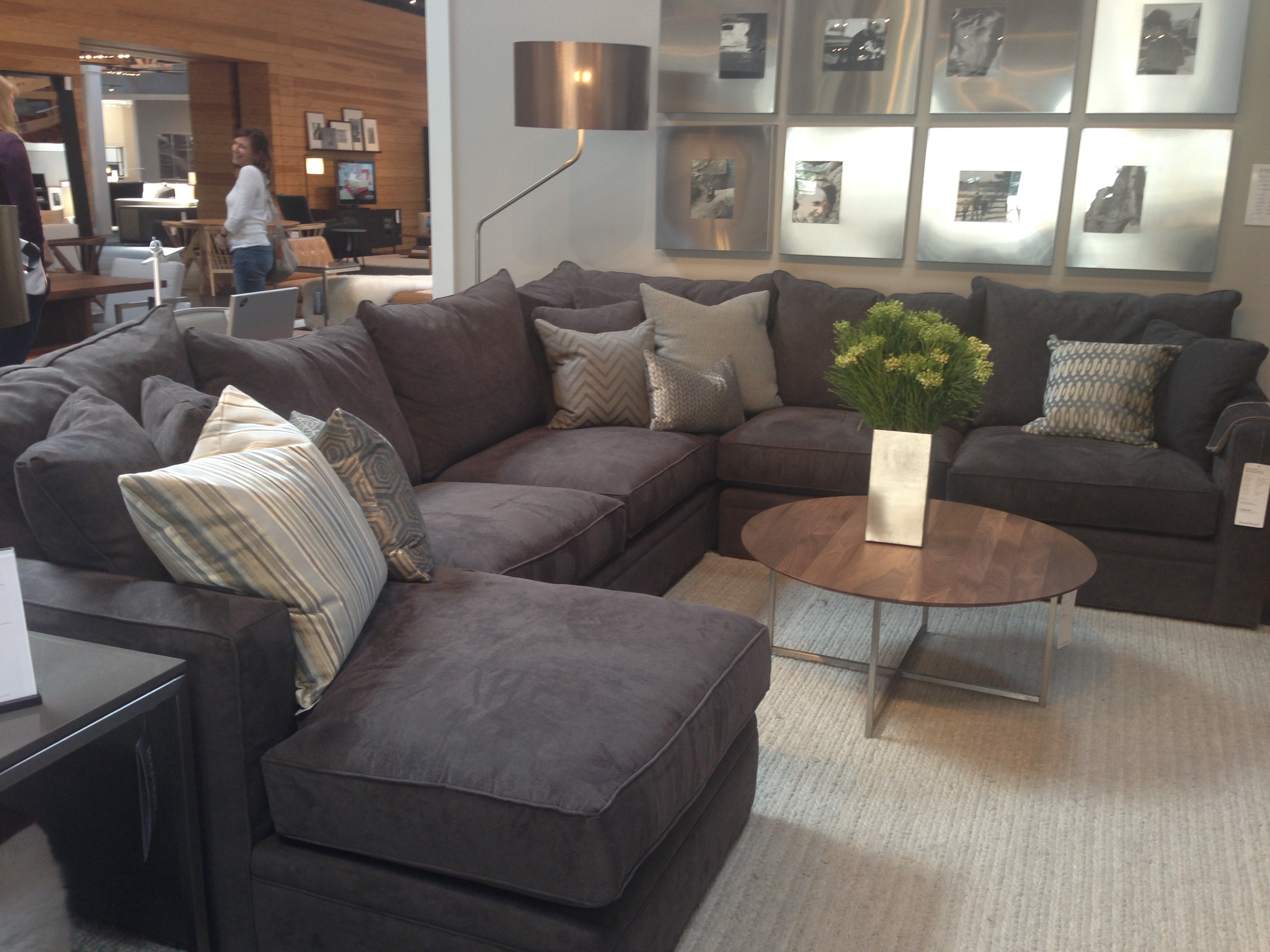 Sectional #couch #orson | @ [ Marina Del Ray ] | Pinterest Intended For Room And Board Sectional Sofas (Image 9 of 10)