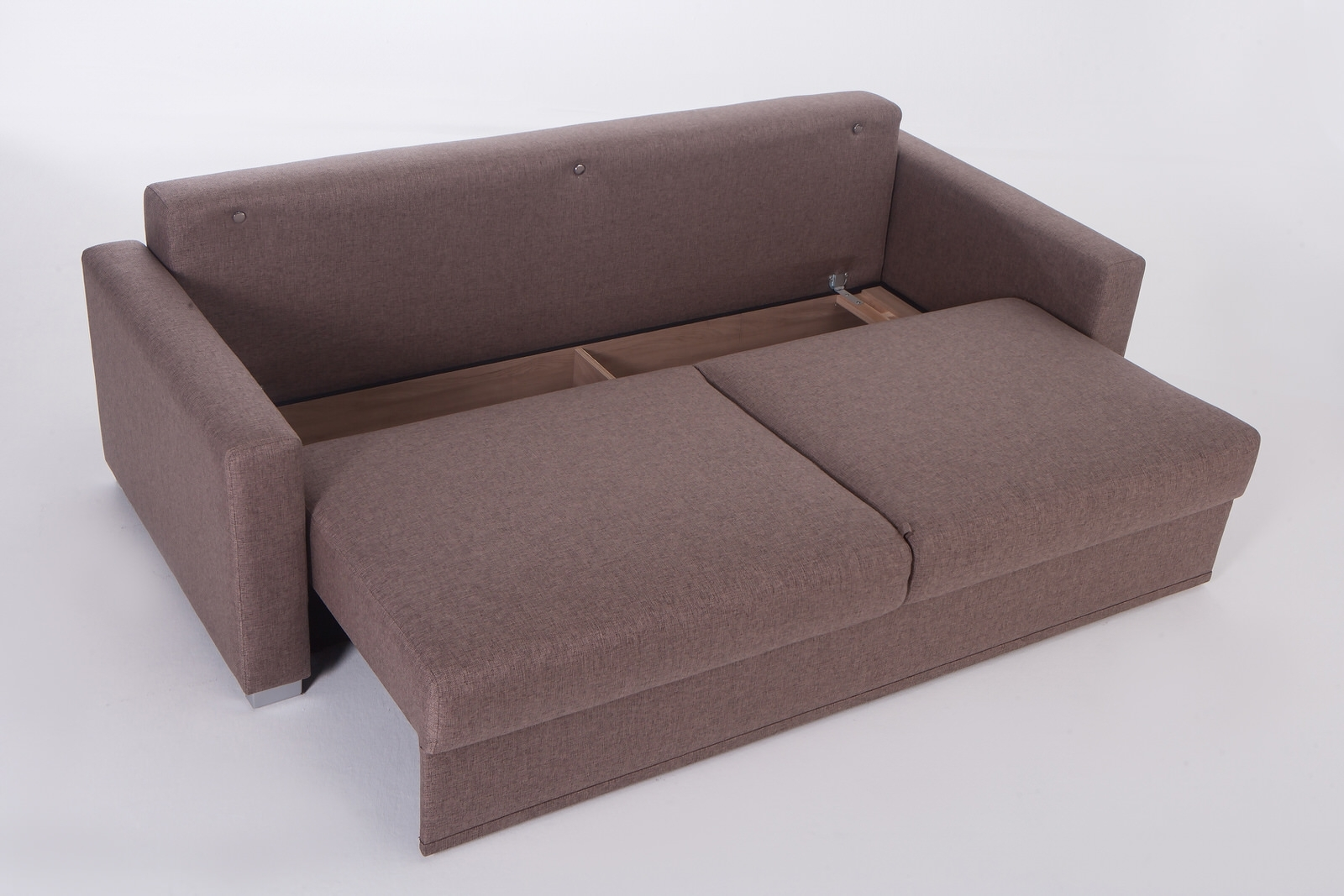 Sectional Sofa Bed With Storage — Cabinets, Beds, Sofas And Throughout Convertible Sofas (Image 5 of 10)
