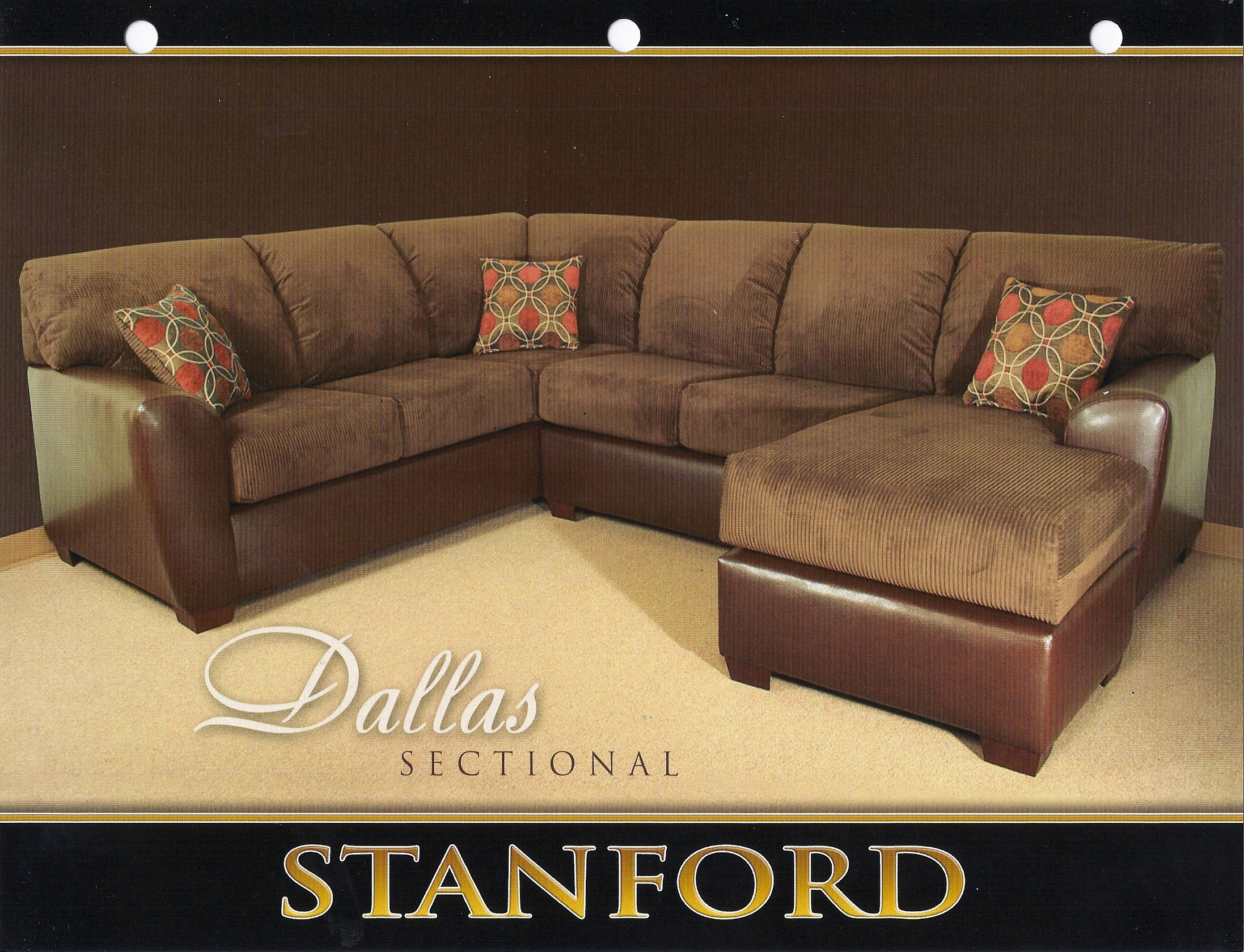 Sectional Sofa Design: Comfort Sectional Sofas Dallas Modern Intended For Dallas  Sectional Sofas (Image