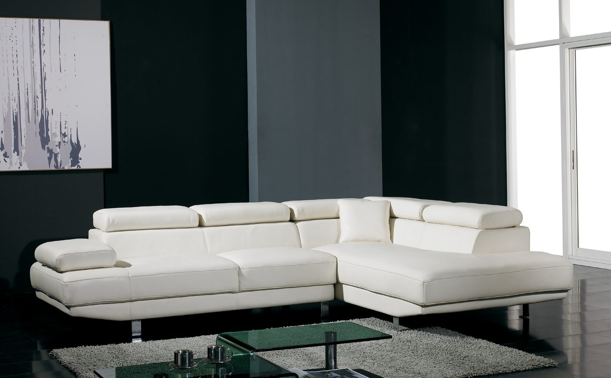 Sectional Sofa Design: Contemporary Sectional Sofa Bed Set Recliners Intended For Contemporary Sectional Sofas (View 6 of 10)