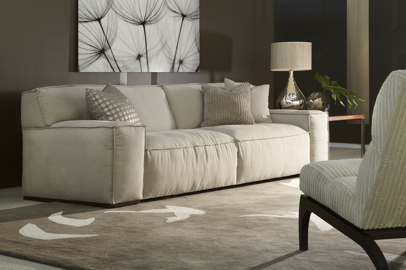 Sectional Sofa Design: Down Sectional Sofa Blend Wrapped Goose Throughout Down Feather Sectional Sofas (Image 9 of 10)