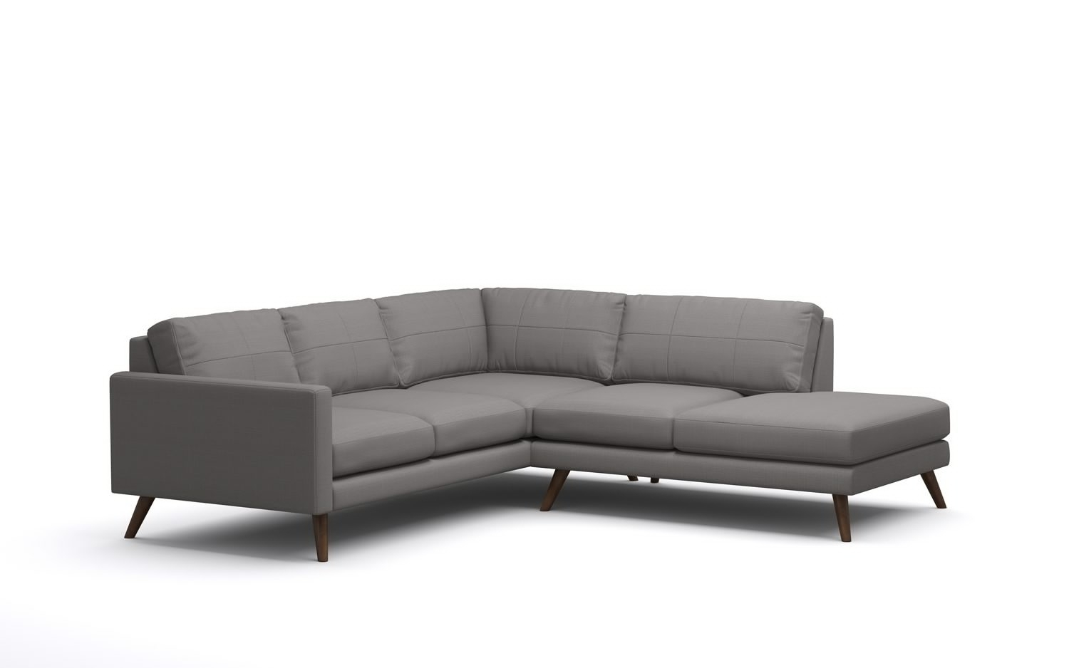 Sectional Sofa Design: European Sectional Sofa Houzz Online Sale Intended For Houzz Sectional Sofas (View 6 of 10)
