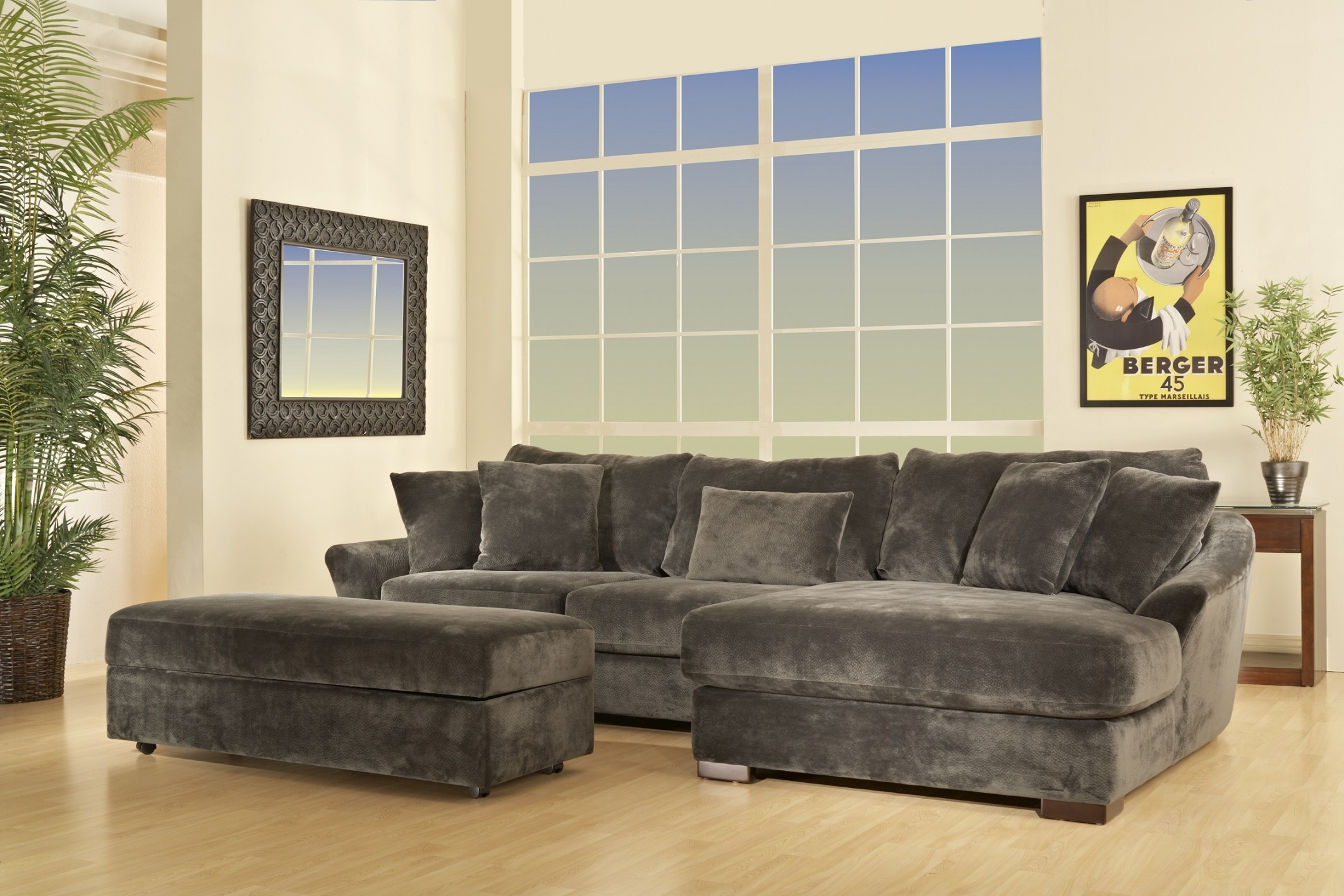 Featured Image of Sectional Sofas At Atlanta