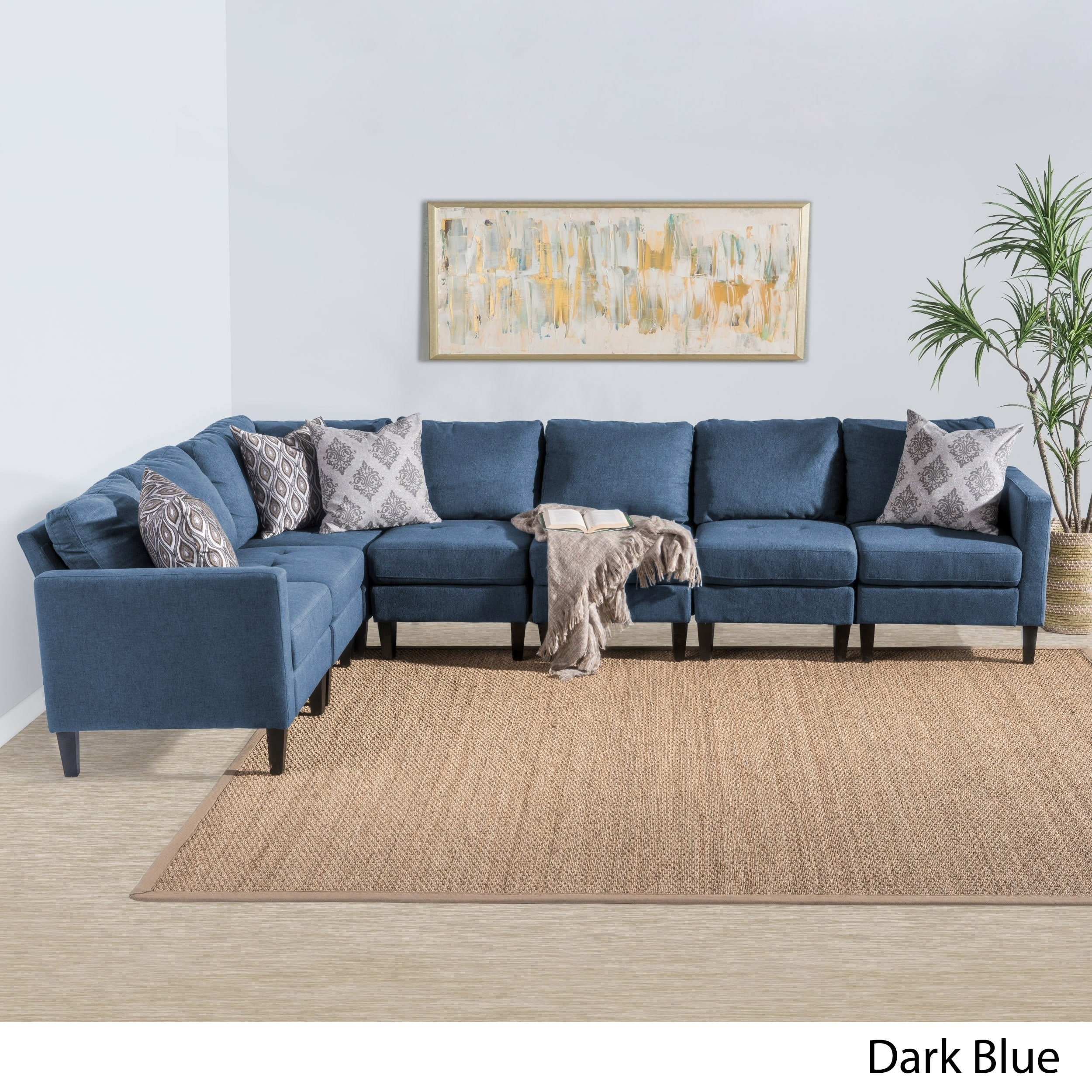 Sectional Sofa Living Room Furniture For Less | Overstock In 10X8 Sectional Sofas (Image 5 of 10)