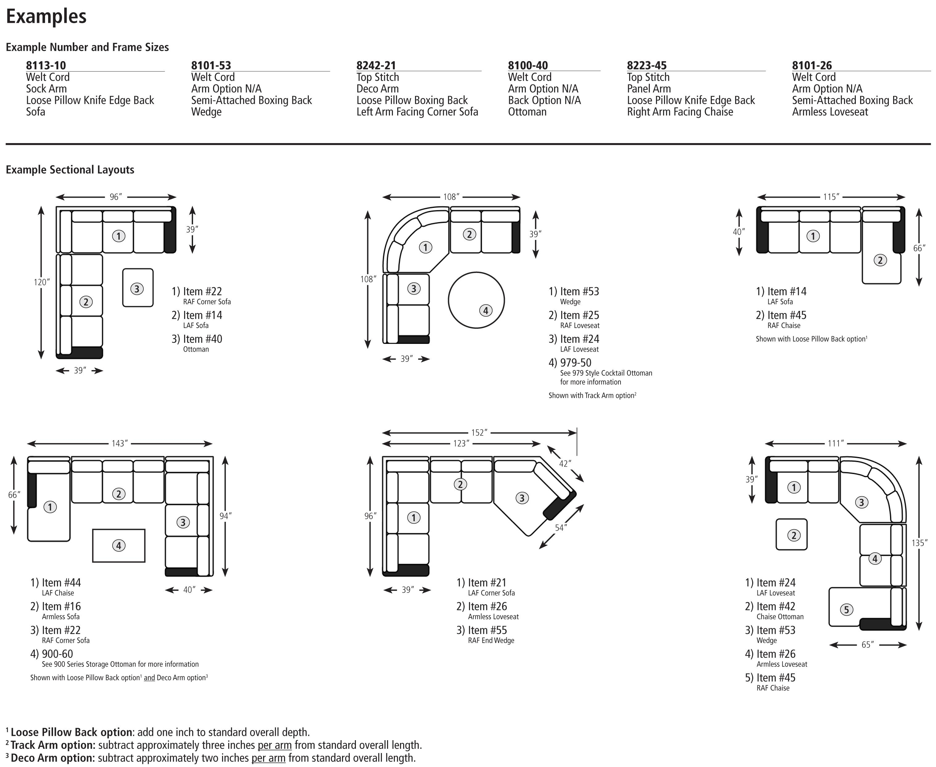 Sectional Sofa Size – Home And Textiles With Sectional Sofas By Size (View 5 of 10)